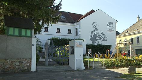 Haydn, Schiele, Kramer, Kokoschka in NÖ