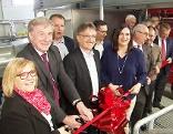 Eröffnung des Fernheizwerkes Oberwart