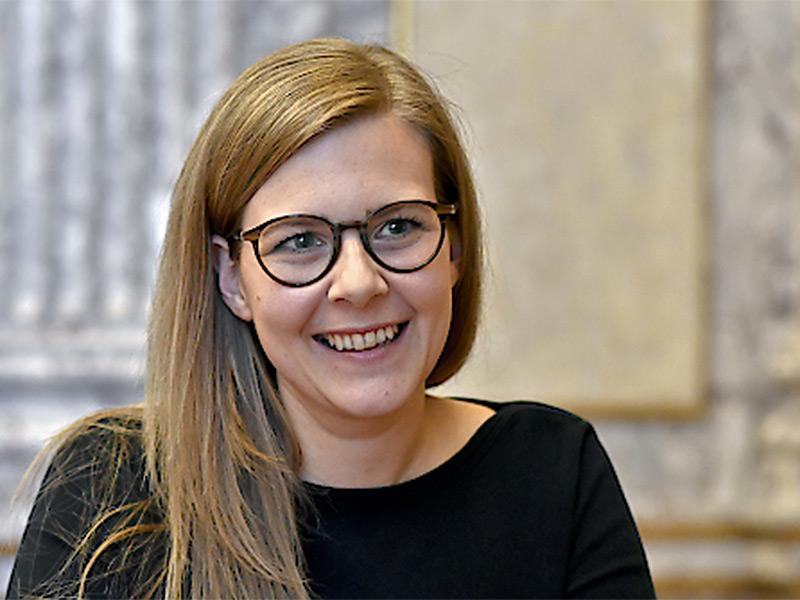 Christina Gegenbauer Regisseurin Burgtheater