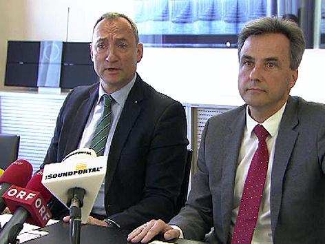 Mario Eustacchio, Siegfried Nagl
