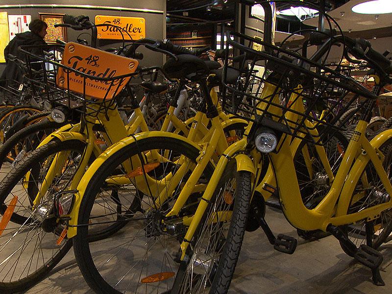 Leihräder bei MA48 Tandler zum Verkauf