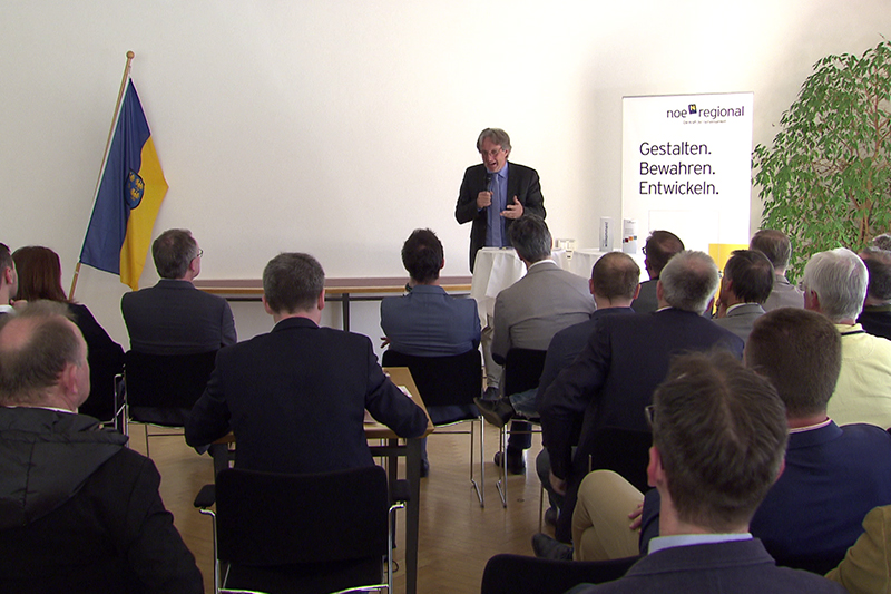 Startschuss Regionale Leitplanung Grüner Ring Weinviertel Südost