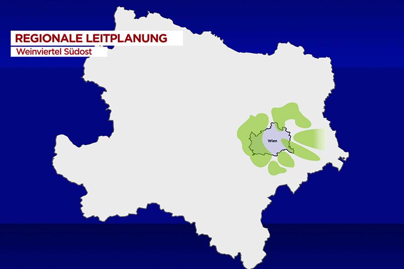Regionale Leitplanung Grüner Ring Weinviertel Südost
