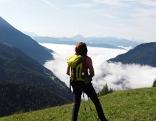 Erlebnis Österreich Pfunderer Berge
