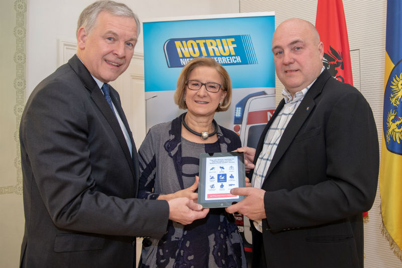 Notruf Niederösterreich Notruf-App