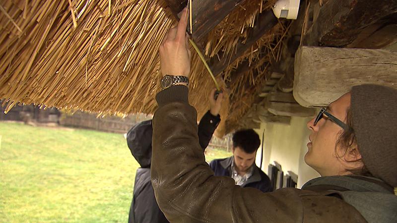 Freilichtmuseum Bad Tatzmannsdorf wird dokumentiert