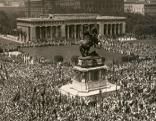 Eröffnung des Jugendtreffens auf dem Heldenplatz, 12. Juli 1929