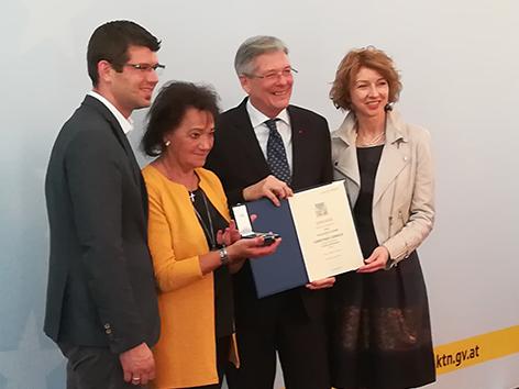 Rozina Lenart Katz nagrada dežela Koroška