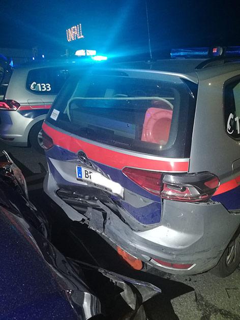 Verkehrskontrolle Klagenfurt 55 Jährige alkoholisiert