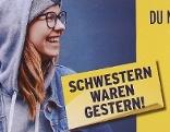 Plakate der neuen Pflege-Image-Kampagne