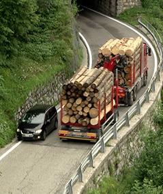 Plöckenpass  Bilaterales Straßenprojekt Pontebba