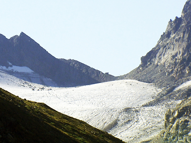 Vermunt Gletscher