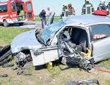 19.04.19 Verkehrsunfall Reisenberg Baden zwei Tote
