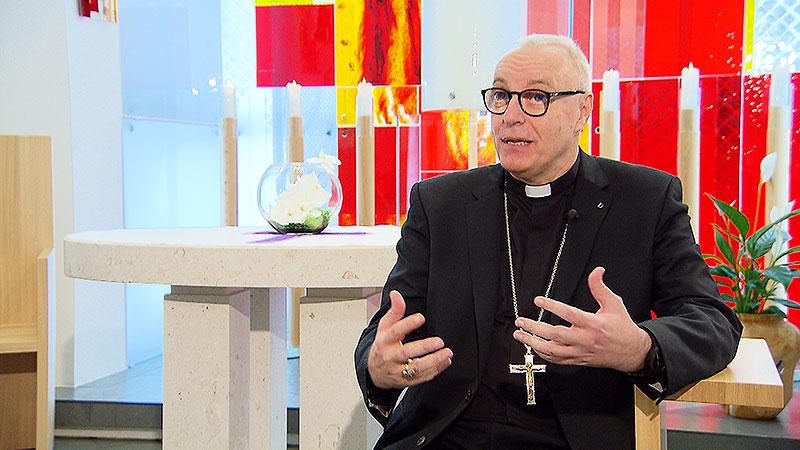 Der Bischof im Interview