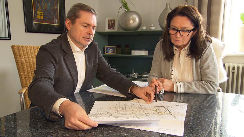 Harald Czellary und Gabriele Graudins