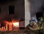 Brand in Königsdorf
