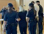 Prozess gegen Pärchen wegen des Verdachts des versuchten Mordes an zwei Männern