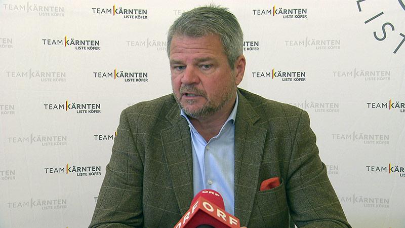Gerhard Köfer Team Kärnten