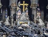 Schäden Notre-Dame