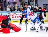 Eishockey: Österreich gegen Slowakei