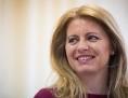 Budoucí slovenská prezidentka Zuzana Čaputová
