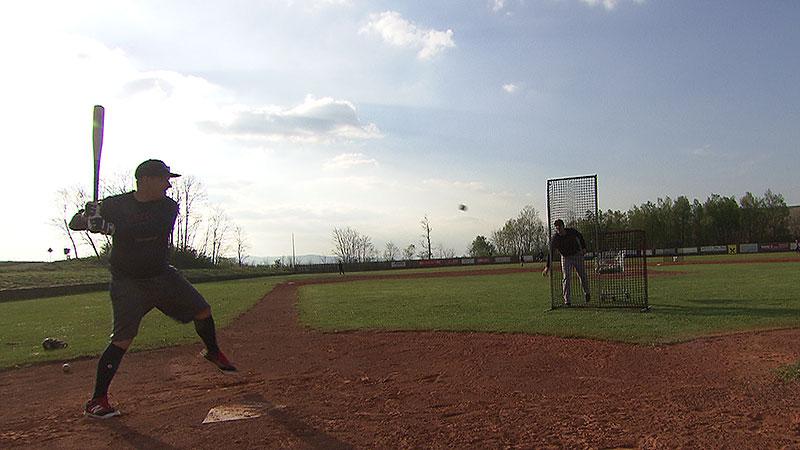 Sport im Ort Baseball, Crazy Geese