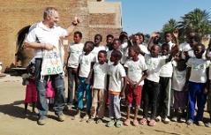 "Projekt ""na plastic"" dostignuo dicu u Sudanu"