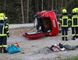 Unfall in Scharnstein