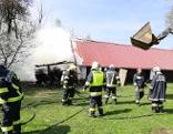 Achtjähriger löste Brand in Reichersberg aus
