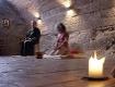 Meditieren im Kloster der Kapuziner in Salzburg