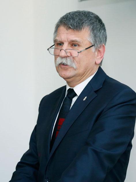 Kövér László, a Magyar Országgyűlés elnöke