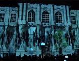 Installationen von Klanglicht in Graz