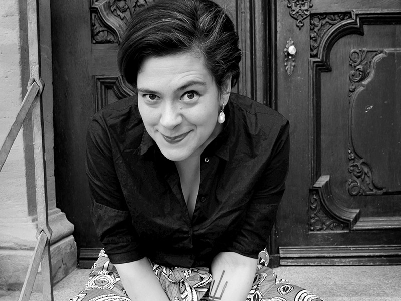 Nora Gomringer Jury