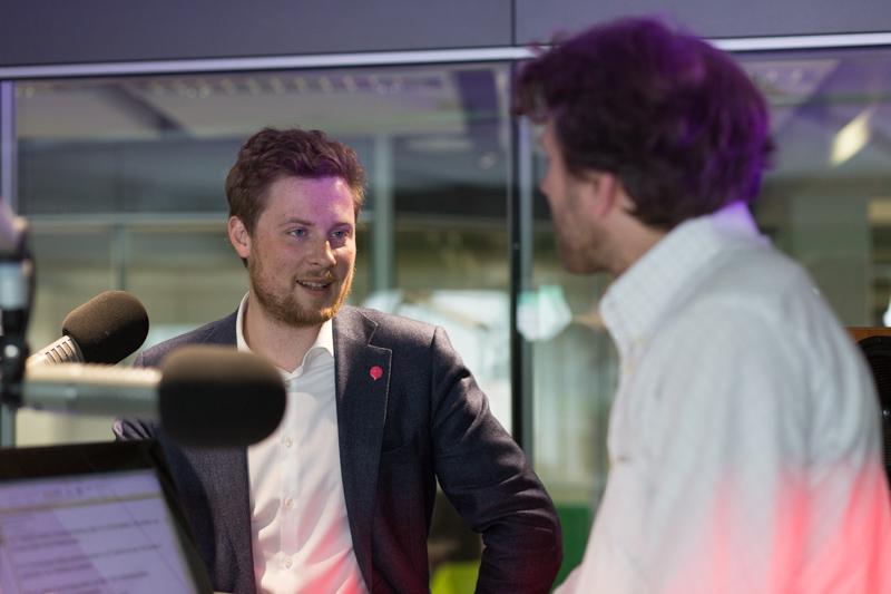 Stefan Windberger im Gespräch mit Wolfgang Schaller