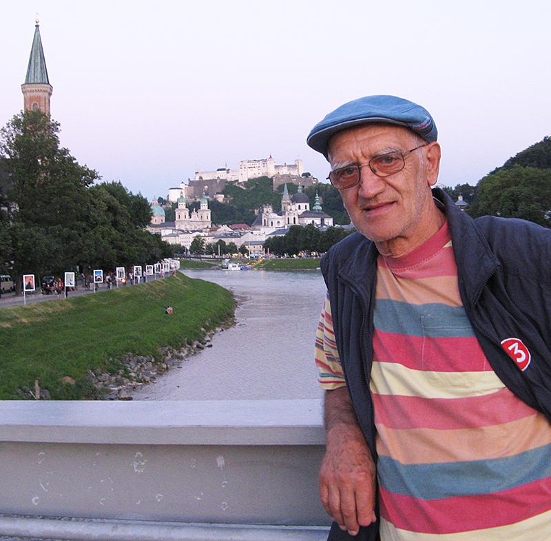 Bürgerrechtler Richard Hörl verstorben