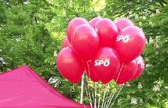 SPÖ-Aufmarsch in Graz