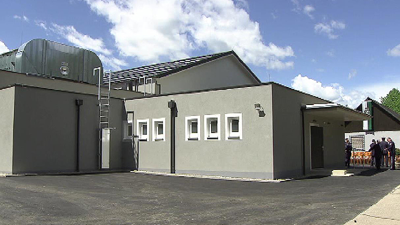Neues Polizeieinsatzzentrum in Wagna eröffnet