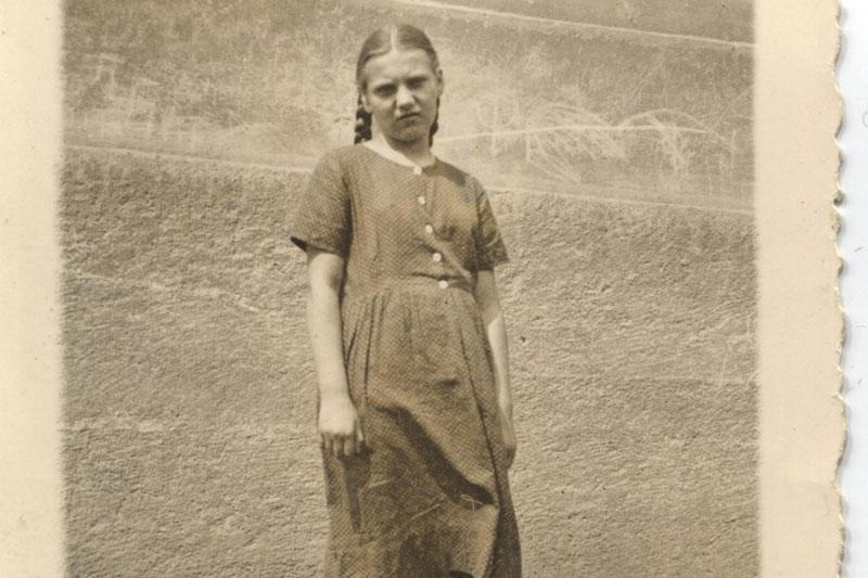 Gertraud Raffetseder Portrait