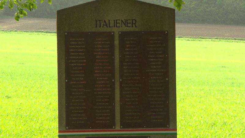 Gedenktafel in Kaisersteinbruch