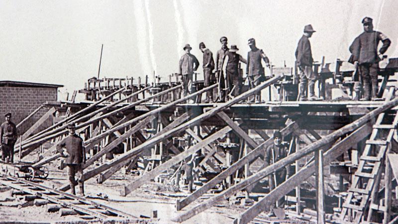 Kriegsgefangenenlager in Kaisersteinbruch