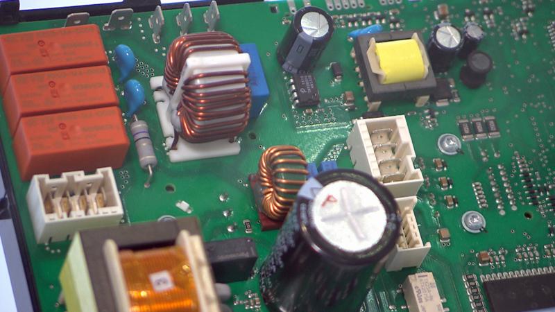 Firma Melecs, produkcija električnih dijelov