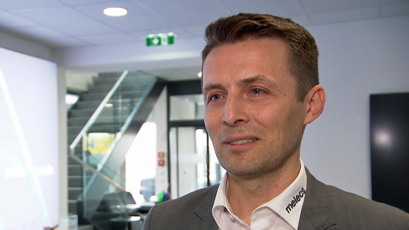 Firma Melecs, Willi Mrkonjić