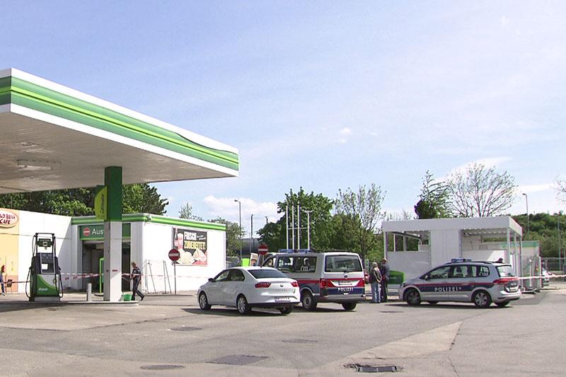 Tankstelle BP Mariazellerstr. St. Pölten