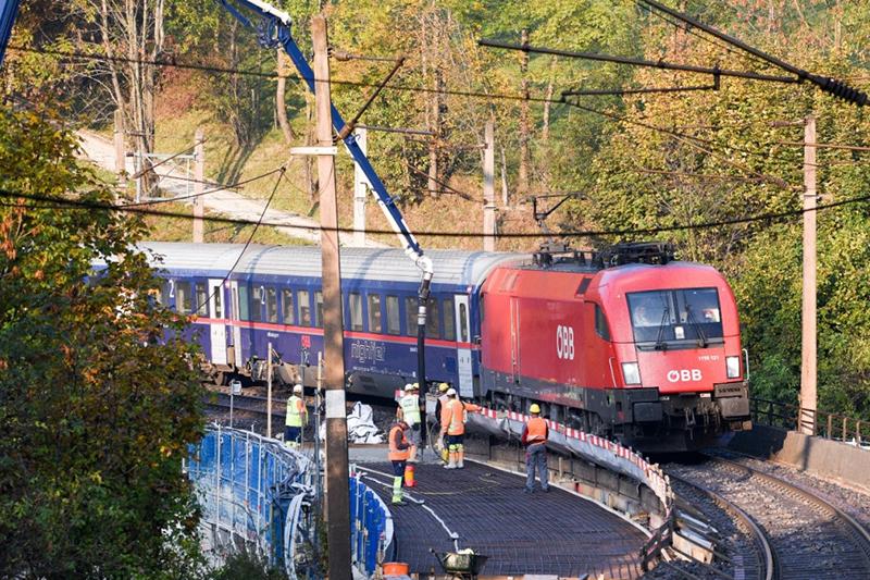 Sanierung Semmeringbahn