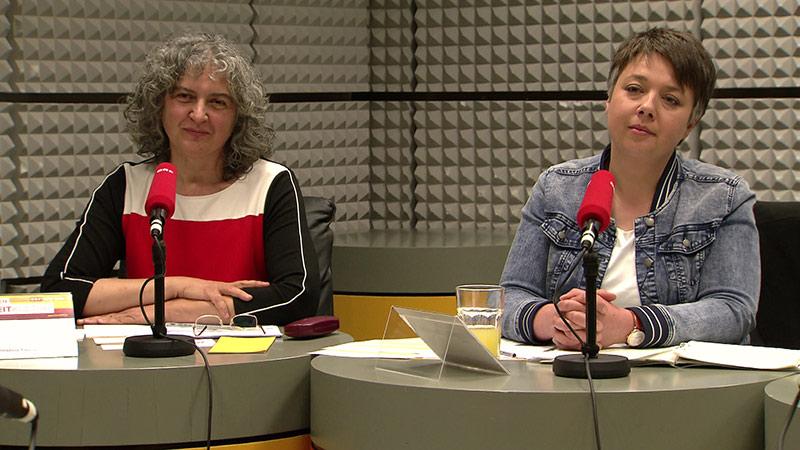 EU Wahl Streitkultur Cristina Tamas KPÖ Olga Voglauer Grüne