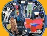 Jubiläumsausstellung Glückliche Räume im Kunstmuseum Waldviertel Schrems