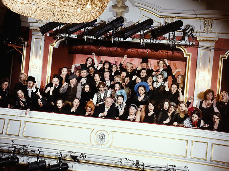 """Bürgertheater """"Kinder des Olymp"""" Landestheater Niederösterreich"""
