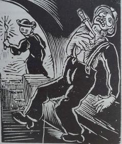 Blutiger Roman Josef Váchal Ondřej Cikán