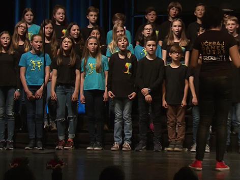 Akademija SG ZG gimnazija Kugyjevi razredi Kramer Sienčnik Verdel GŠ glasbena Volbankova Olga Gallob 20