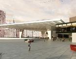 Austria Center Vienna bekommt neue Überdachung